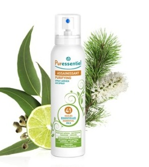 Purifying Air Spray