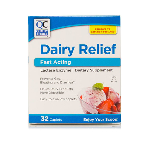 Qc Dairy Relief