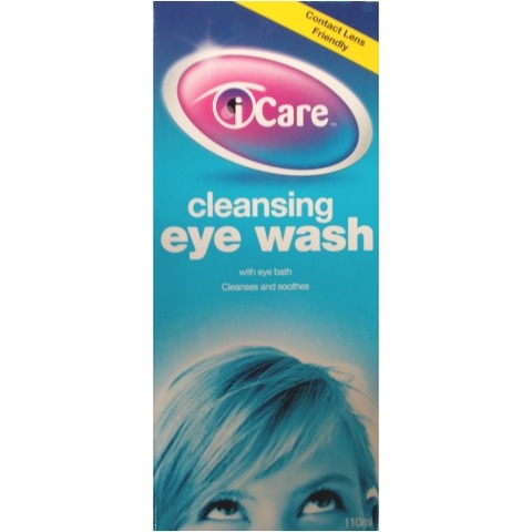 I Care Cleansing Eye Wash