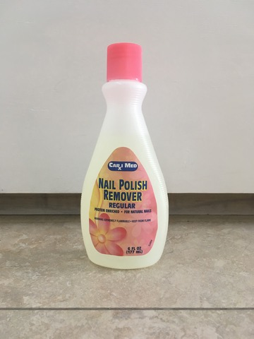 Care Med Nail Polish Remover