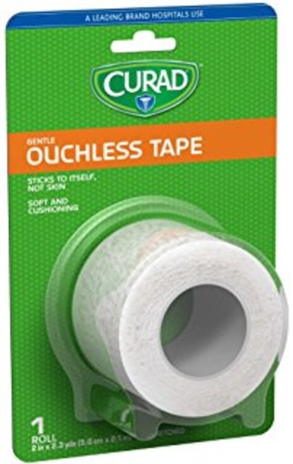 Curad Tape Ouchless