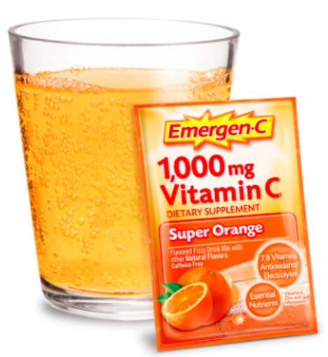 Emergen-c Orange 1000mg