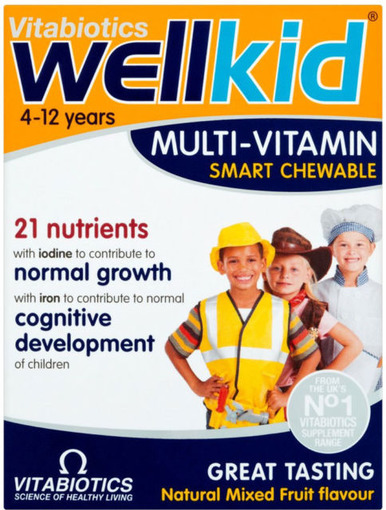 Vitabiotics Wellkid Multi-vitamin