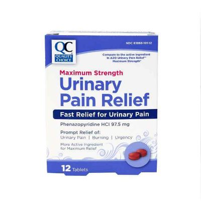 Qc Urinary Pain Relief