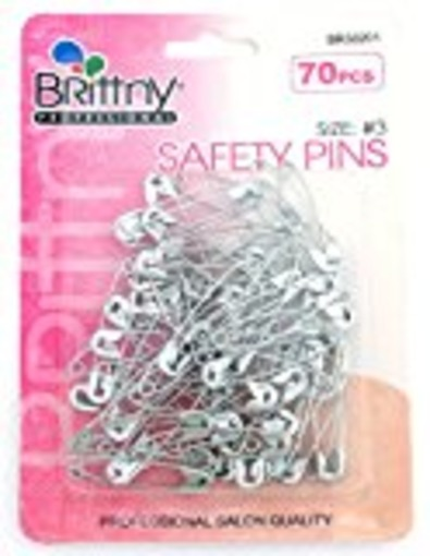 Brittany Safety Pins