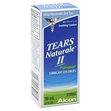 Tears Natural