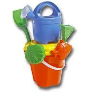 Beach Bucket Set With Watering Can