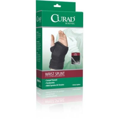 Curad Wrist Spint Left Hand Universal Size