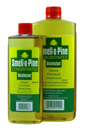 Smell-o-pine Concentrated Disinfectant 240ml