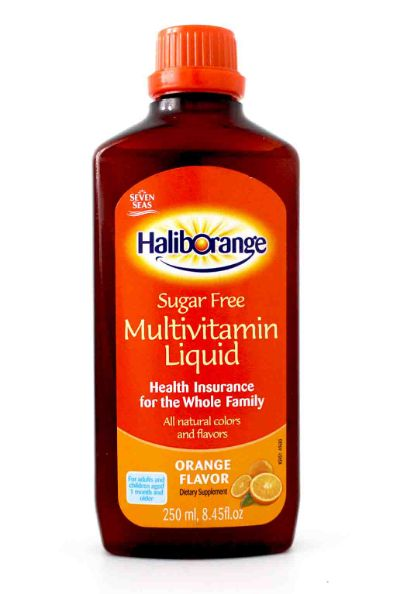 Haliborange Multivitamin Liquid 250ml