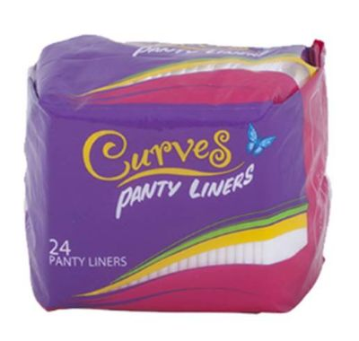 Curves Panty Liners